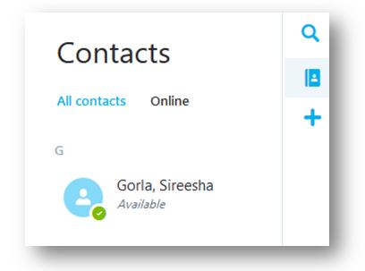 Skype for Business on Office 365 | Cambridge College