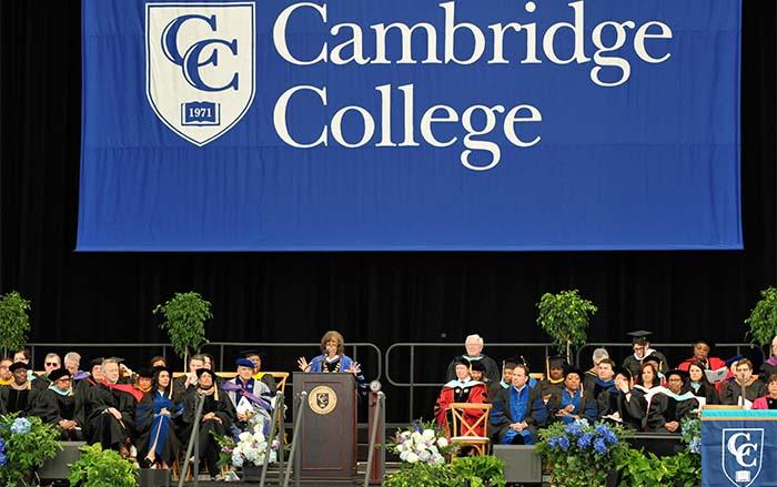 2018 Cambridge College Commencement