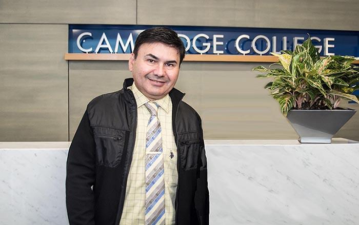 Dr. Santiago Mendez-Hernandez, Director of Cambridge College Puerto Rico