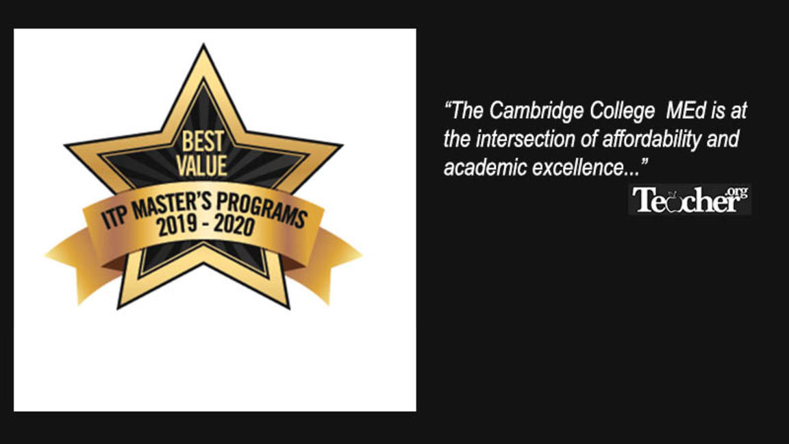 Cambridge College: Higher Education for Adult Learners on