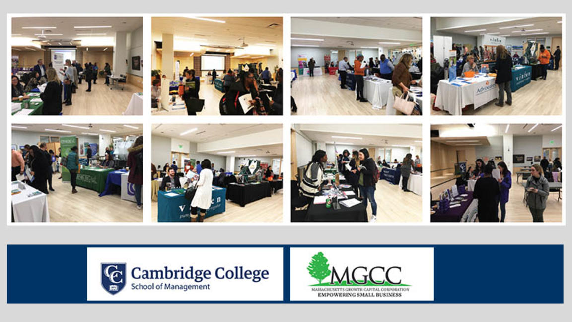 Career Expo at Cambridge College